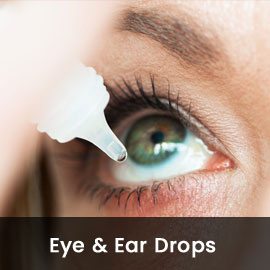 Eye & Ear Drops